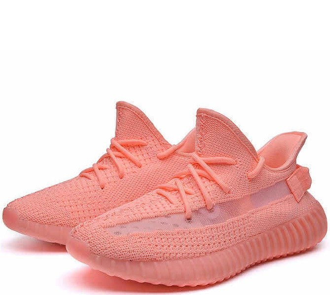 Adidas Yeezy Boost 350 V2 Glow in Dark Pink (36-40) Арт-10106
