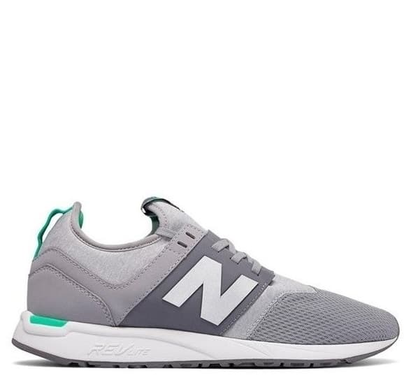 New Balance 247 Luxe Pack Серые (36-44) Арт-1256
