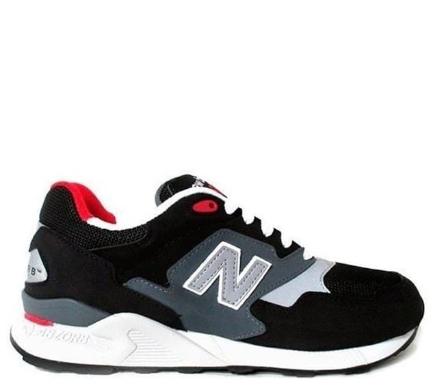 New Balance 878 Black & Grey (41-44) Арт-656