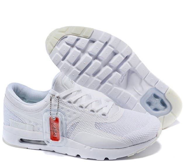 Nike Air Max Zero «Be True» White Белые (41-45) Арт- 13504