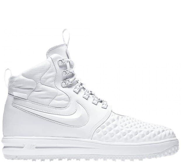 Nike Lunar Force Duckboot Белые (40-45) Арт-13532