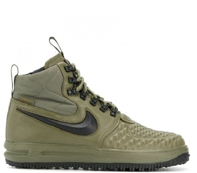 Nike Lunar Force Duckboot Зелёные (41-45) Арт-13535