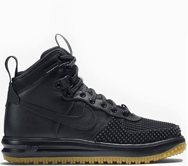 Nike Lunar Force Duckboot Black (41-45) Арт-13537