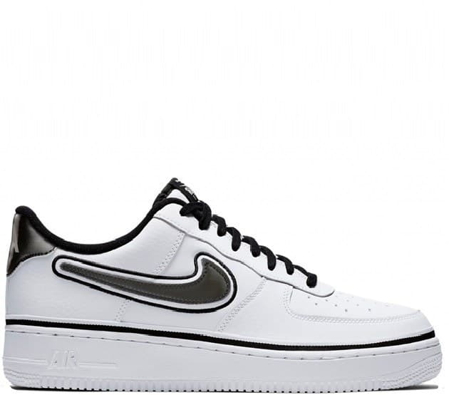 Nike Air Force LV8 NBA белые (41-45) Арт-13557