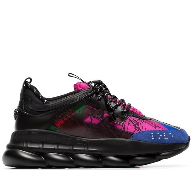 Versace Chain Reaction multicolor (36-45) Арт-13592
