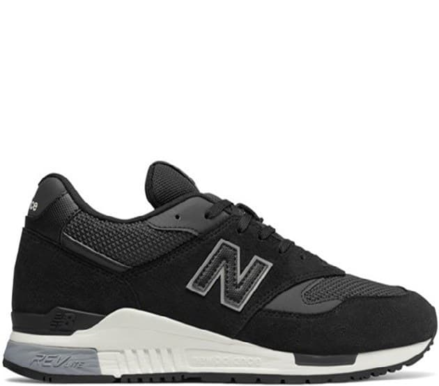 New Balance 840 Black/White (41-45) Арт-13604