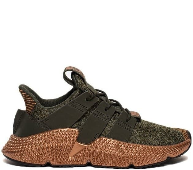 Adidas Prophere green/gold (41-45) Арт-13640