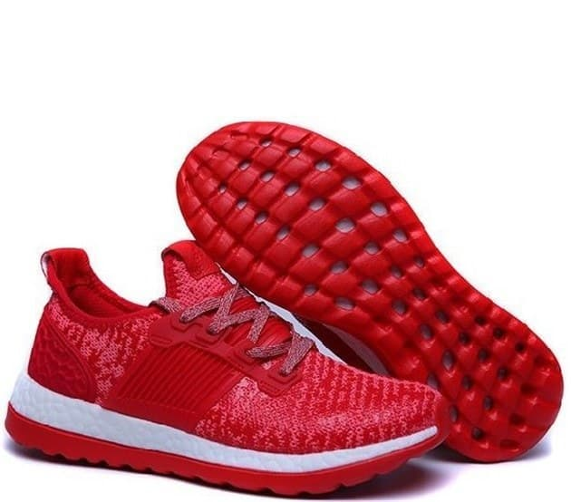 adidas pure boost red (41-44) арт-13666