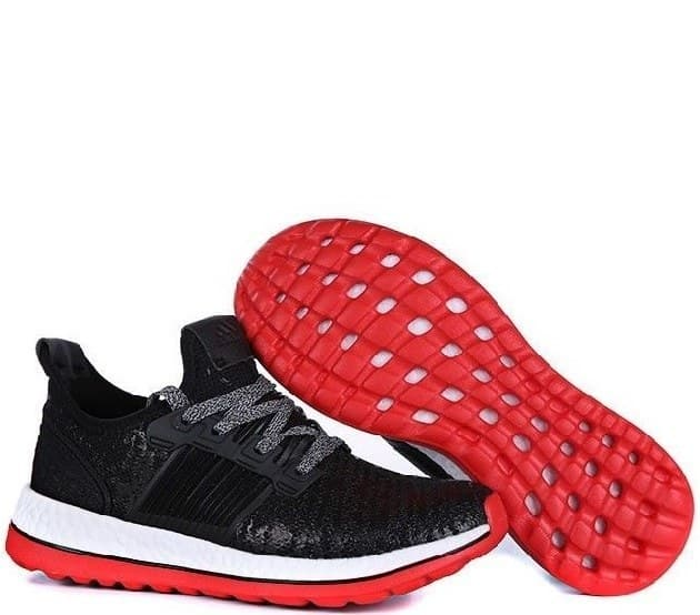 adidas pure boost black (41-44) арт-13667