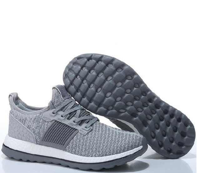adidas pure boost grey (41-44) арт-13672