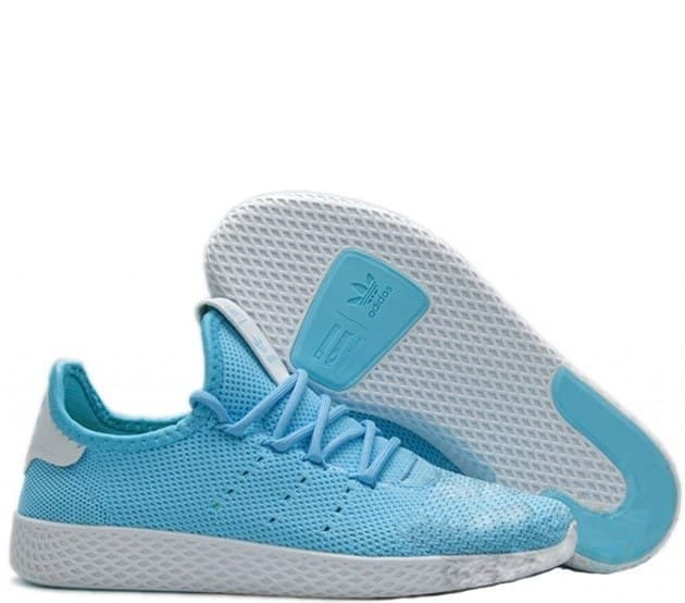 adidas tennis hu light blue (36-40) арт-13678