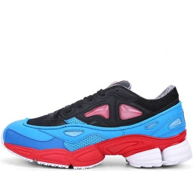 Adidas raf simons red/blue (36-45) арт-13714