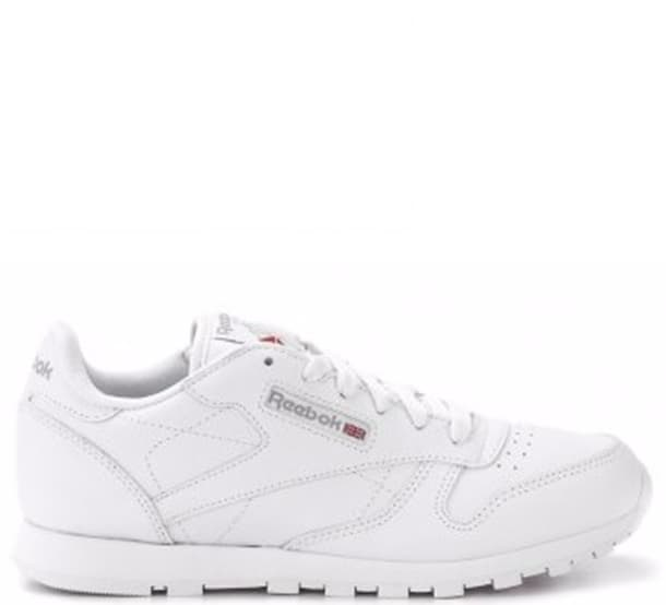 Кроссовки Reebok Classic Leather White (36-45) Арт-15026