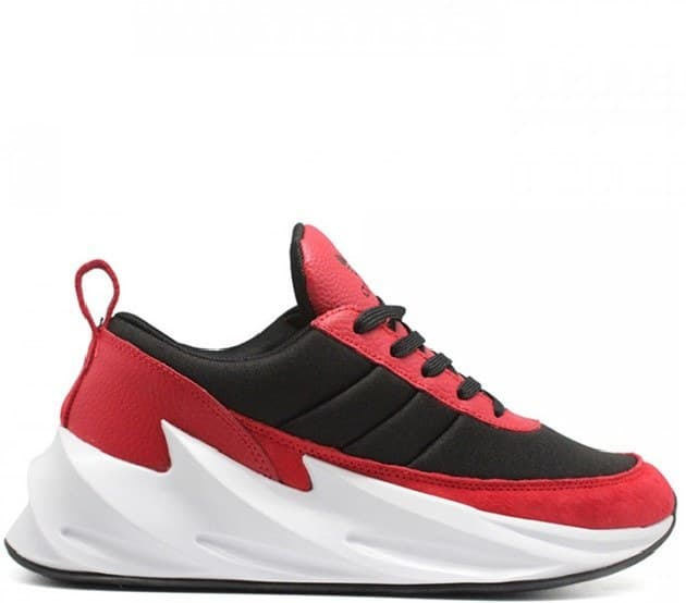 adidas sharks black/red (41-45) арт-13754