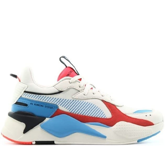 Puma RS-X Blue & Red (36-45) арт-13763