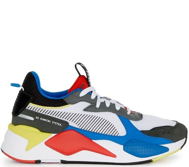 Puma RS-X Black & Red (36-45) арт-13764