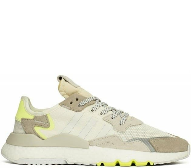 Adidas Jogger Grey & Yellow (41-45) арт-13793
