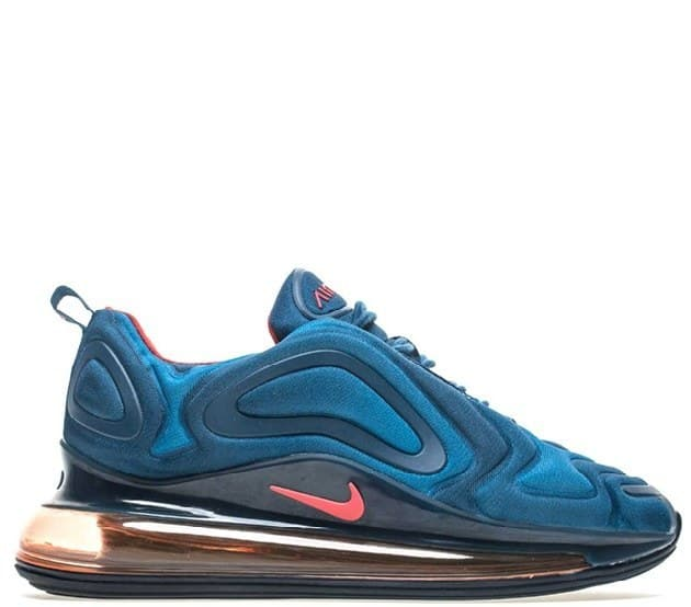 Nike Air Max 720 Blue/Red (41-45) Арт-13804