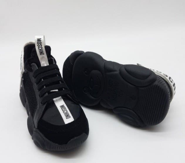 Moschino Teddy Black (36-40) арт-13824