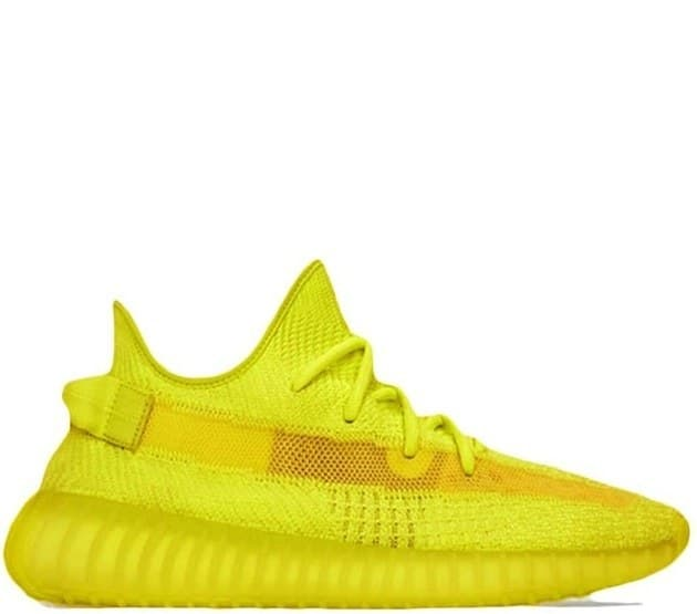 Adidas Yeezy Boost 350 V2 Yellow (36-45) Арт-13854