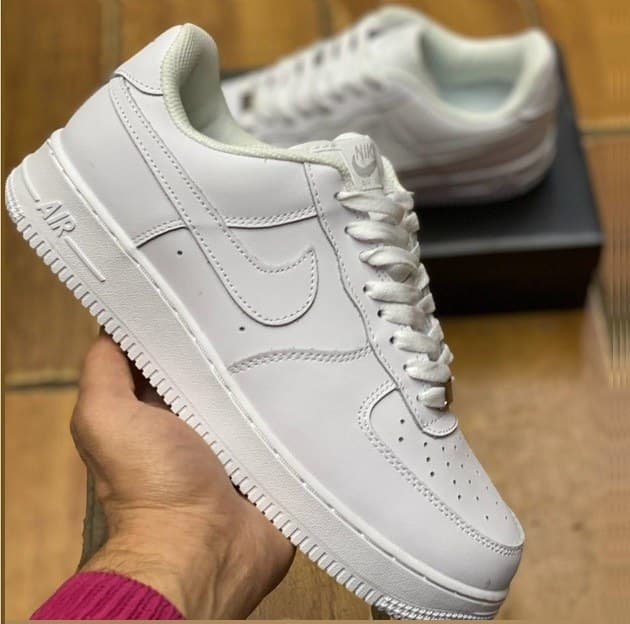 Nike Air Force All white (41-45) Арт-13907
