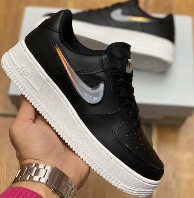 Nike Air Force black & white (41-45) Арт-13908