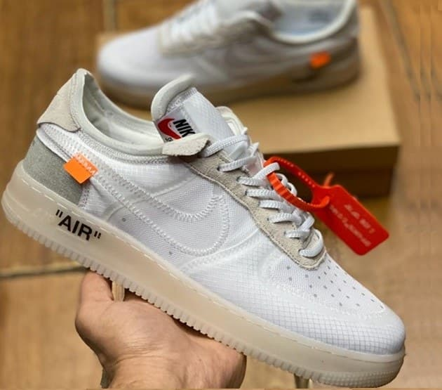 Nike Air Force white (41-45) Арт-13909