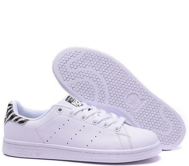 Adidas Stan Smith White/Zebra (36-44) Арт-10714