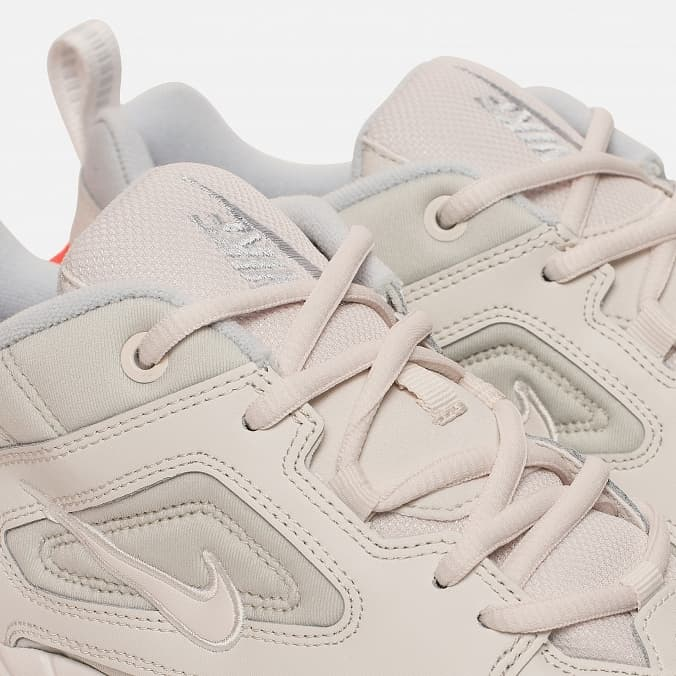 Nike M2K Tekno white/orange (36-44) Арт-1834