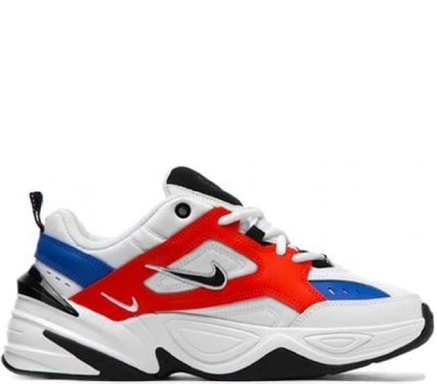 Nike M2K Tekno red/blue (36-44) Арт-1837