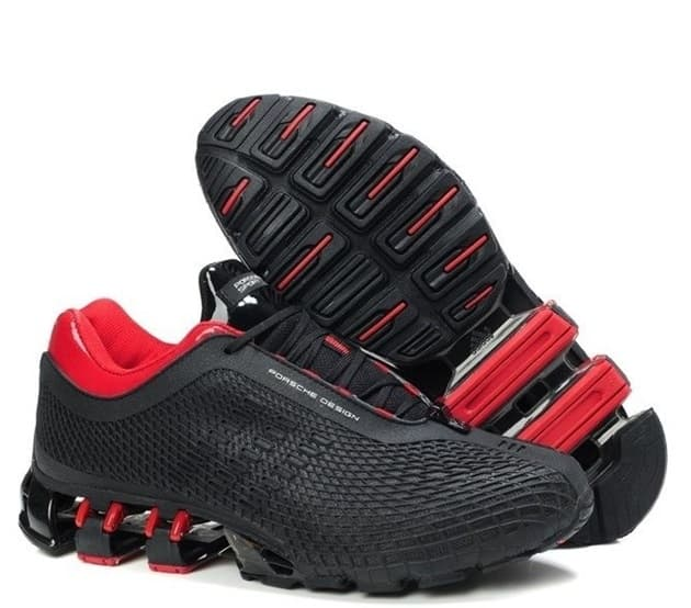 Adidas Porshe Design Black and Red (40-45) Арт-11400