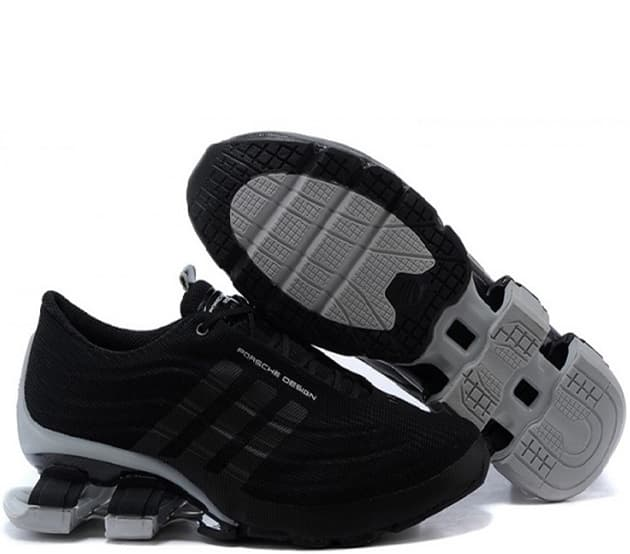 Adidas Porshe Design Black and Grey (40-45) Арт-11401