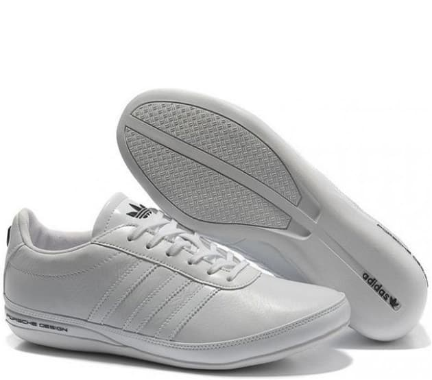 Adidas Porshe Design S3 Leather Белые (40-45) Арт-11402
