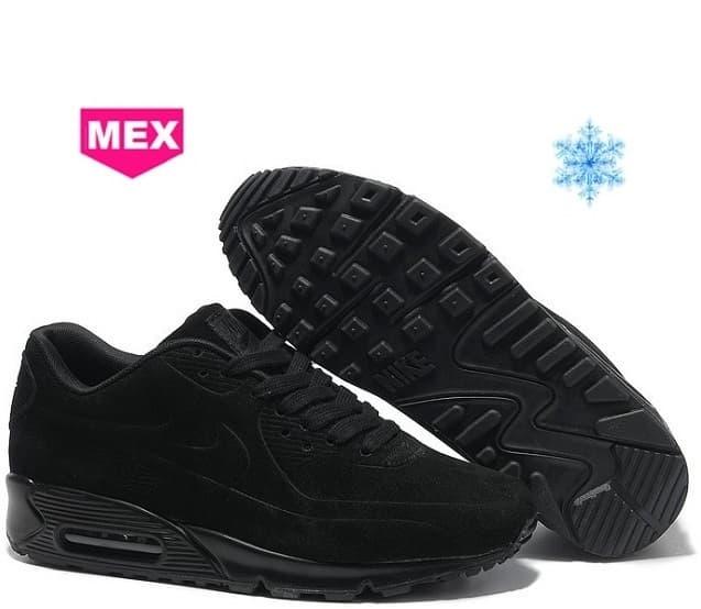 c9281690 Купить недорого Зимние кроссовки Nike Air Max Замшевые (Найк Аир ...