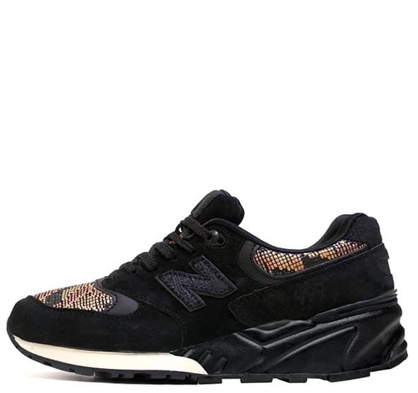 New Balance 999 Indika Black (36-40) Арт-1156