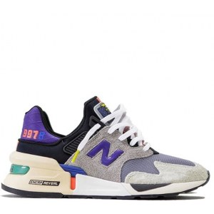 New Balance 997 Grey & Purple (41-46) Арт-960NB