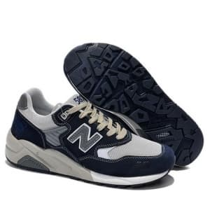 New Balance 580 Blue & Grey (41-45) Арт-551
