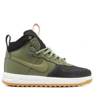 Nike Lunar Force Duckboot Green/Black (41-45) Арт-13539