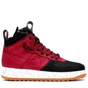 Nike Lunar Force Duckboot Red/Black (41-45) Арт-13540