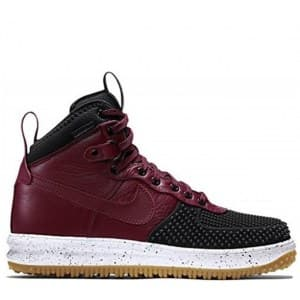 Nike Lunar Force Duckboot Burgundy/Black (41-45) Арт-13542
