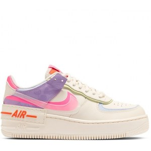 Nike Air Force Shadow Pink & Purple (36-40) Арт-13548