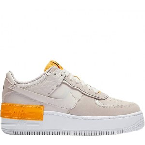Nike Air Force 1 Shadow yellow (36-40) Арт-13555
