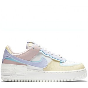 Nike Air Force 1 Shadow White Glacier (36-40) Арт-13559