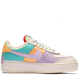 Nike Air Force 1 Shadow Pastel Pale Ivory (36-40) Арт-13568
