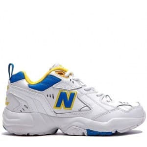 New Balance 608 White/Blue (36-41) Арт-13618