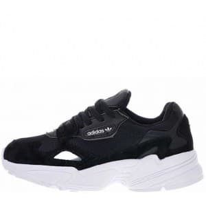 Adidas Falcon black/white (41-45) арт-13684