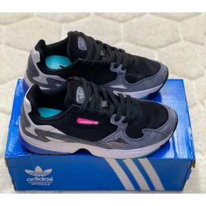 Adidas Falcon dark grey (36-45) арт-13690