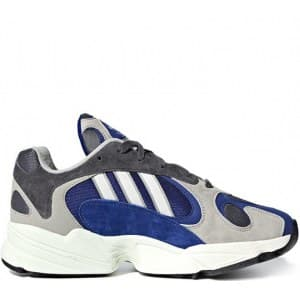 adidas yung grey/blue (41-44) арт-13691