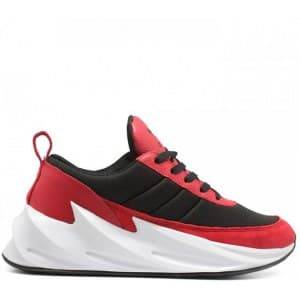 adidas sharks black & red