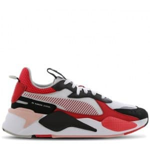 Puma RS-X Red & Black (36-40) арт-13768